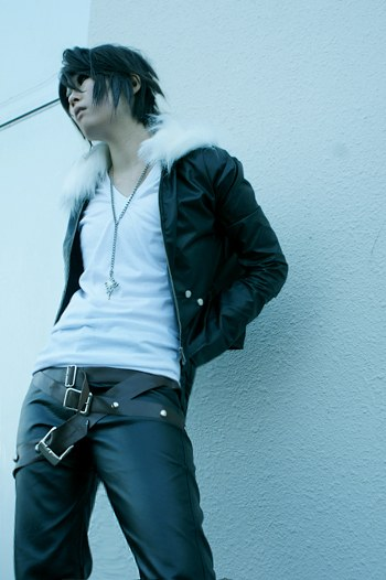 Cosplay Homme. - Page 3 Squall10