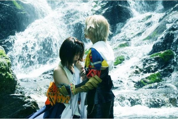 Cosplay Mixte. Tidus_10