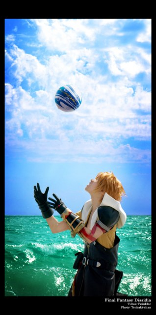 Cosplay Homme. - Page 3 Tidus_11