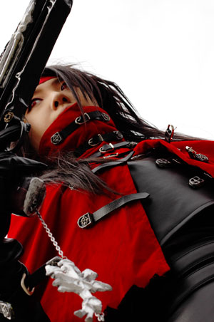 Cosplay Homme. - Page 3 Vincen10