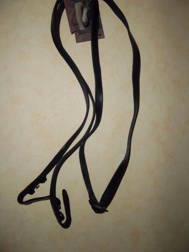 renes cuir noir taille cheval Imgp0210