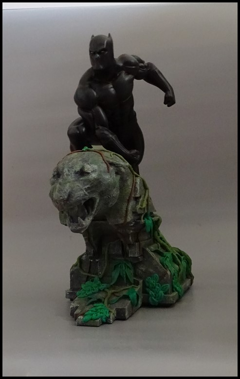 Black panther 1/4 statue Bp_1310