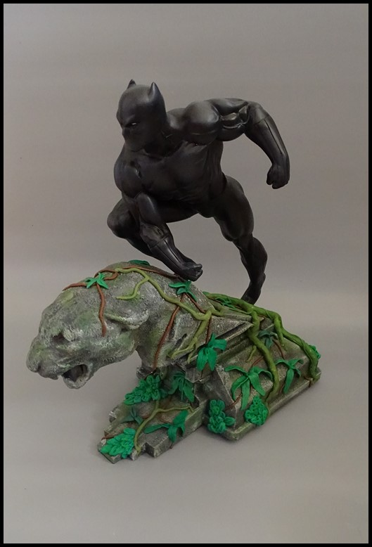 Black panther 1/4 statue Bp_1410