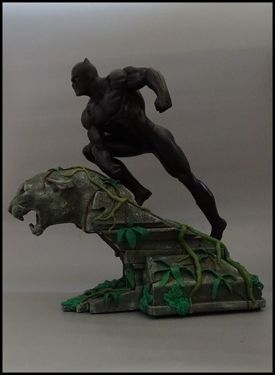 Black panther 1/4 statue Bp_1610