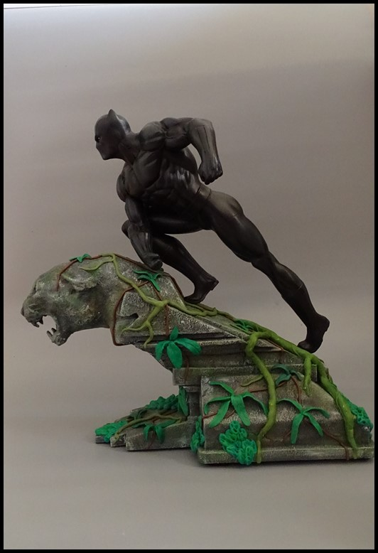 Black panther 1/4 statue Bp_810