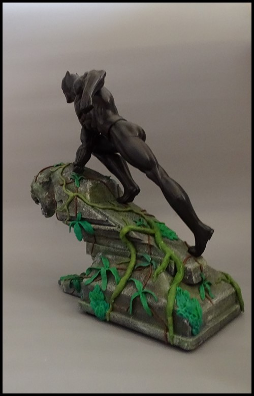 Black panther 1/4 statue Bp_910