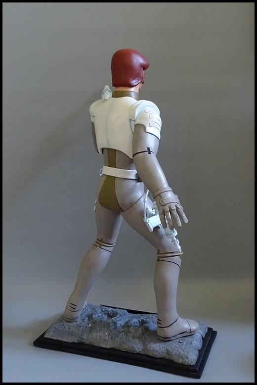 Capitaine Flam statue 1/4 Captit15