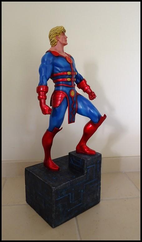 Ikaris statue Ikaris14