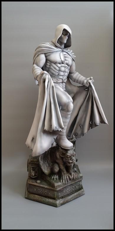 Moonknight statue 1/4 Mk_510