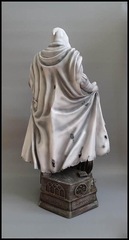 Moonknight statue 1/4 Mk_610