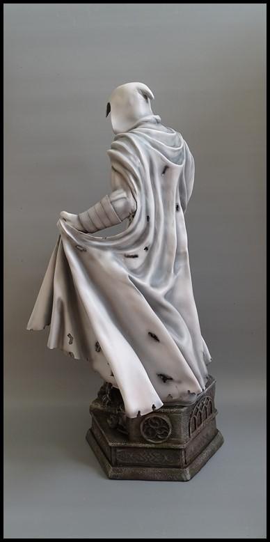 Moonknight statue 1/4 Mk_710