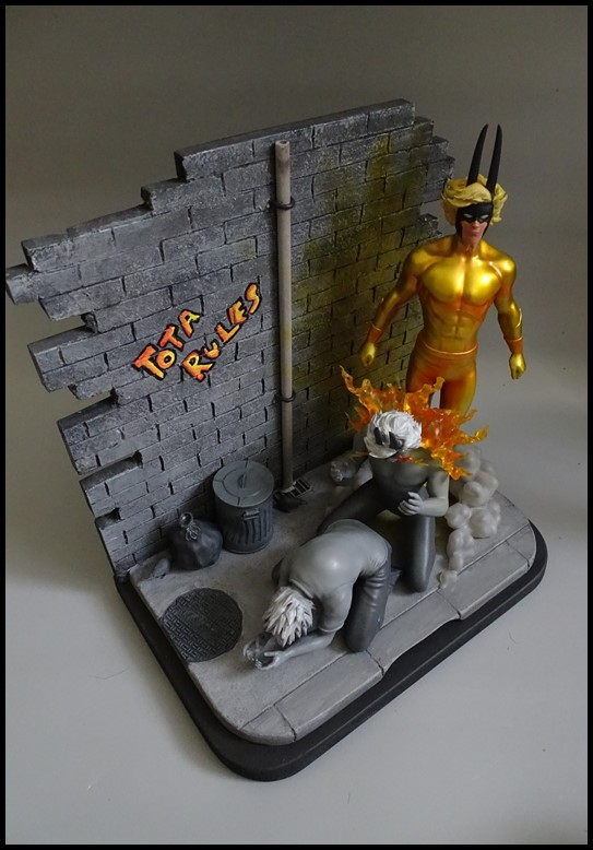 Photonik diorama Photon28