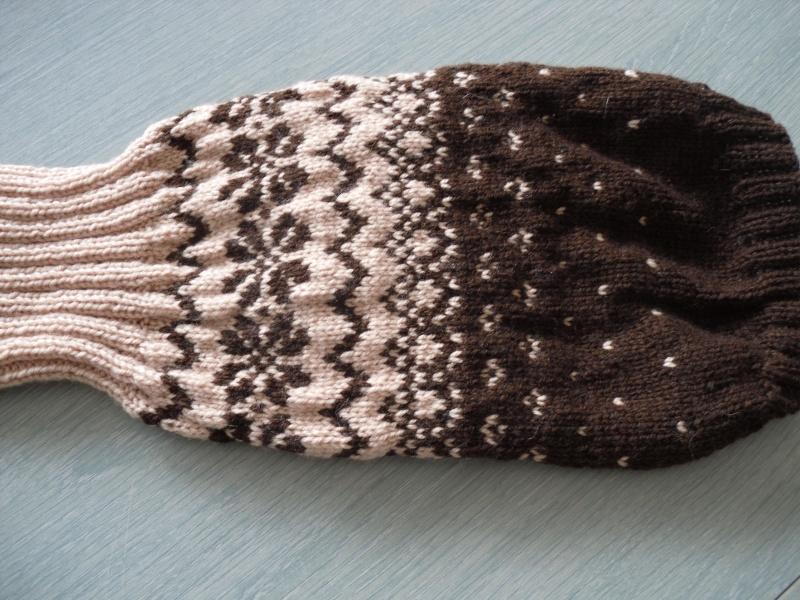 Manteau laine (tricoté main) . Sam_0012