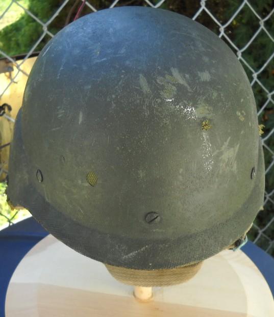 Afghan Kevlar PASGT Type Helmet Dscn1215