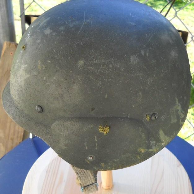 Afghan Kevlar PASGT Type Helmet Dscn1216