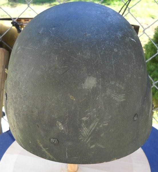 Afghan Kevlar PASGT Type Helmet Dscn1218