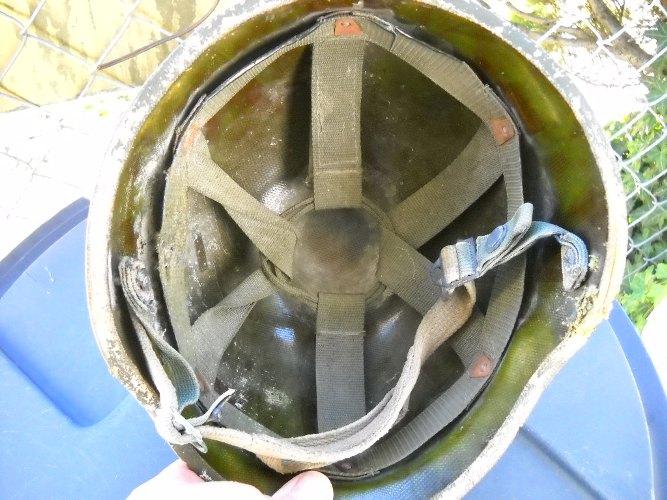 Afghan Kevlar PASGT Type Helmet Dscn1220