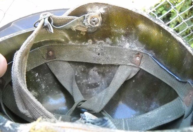 Afghan Kevlar PASGT Type Helmet Dscn1221