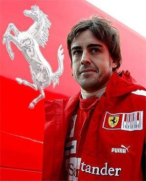 Alonso se queda en Ferrari hasta 2016 Alonso10