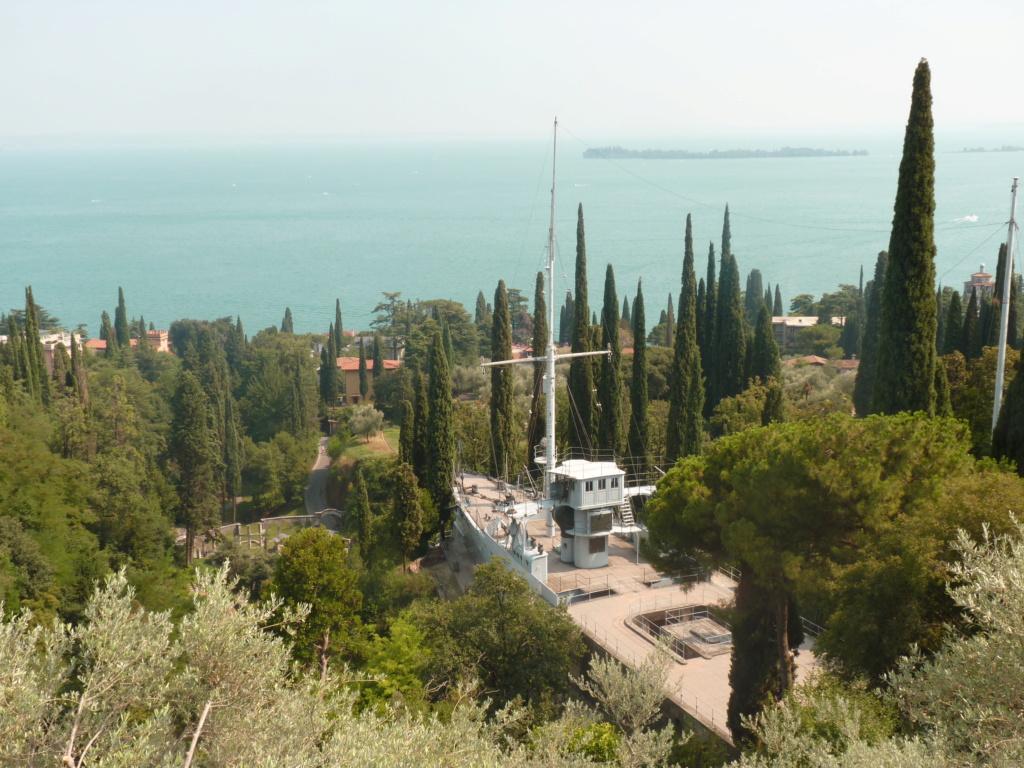 Le croiseur dans les montagnes de Gabriele d'Annunzio. 11-isa10