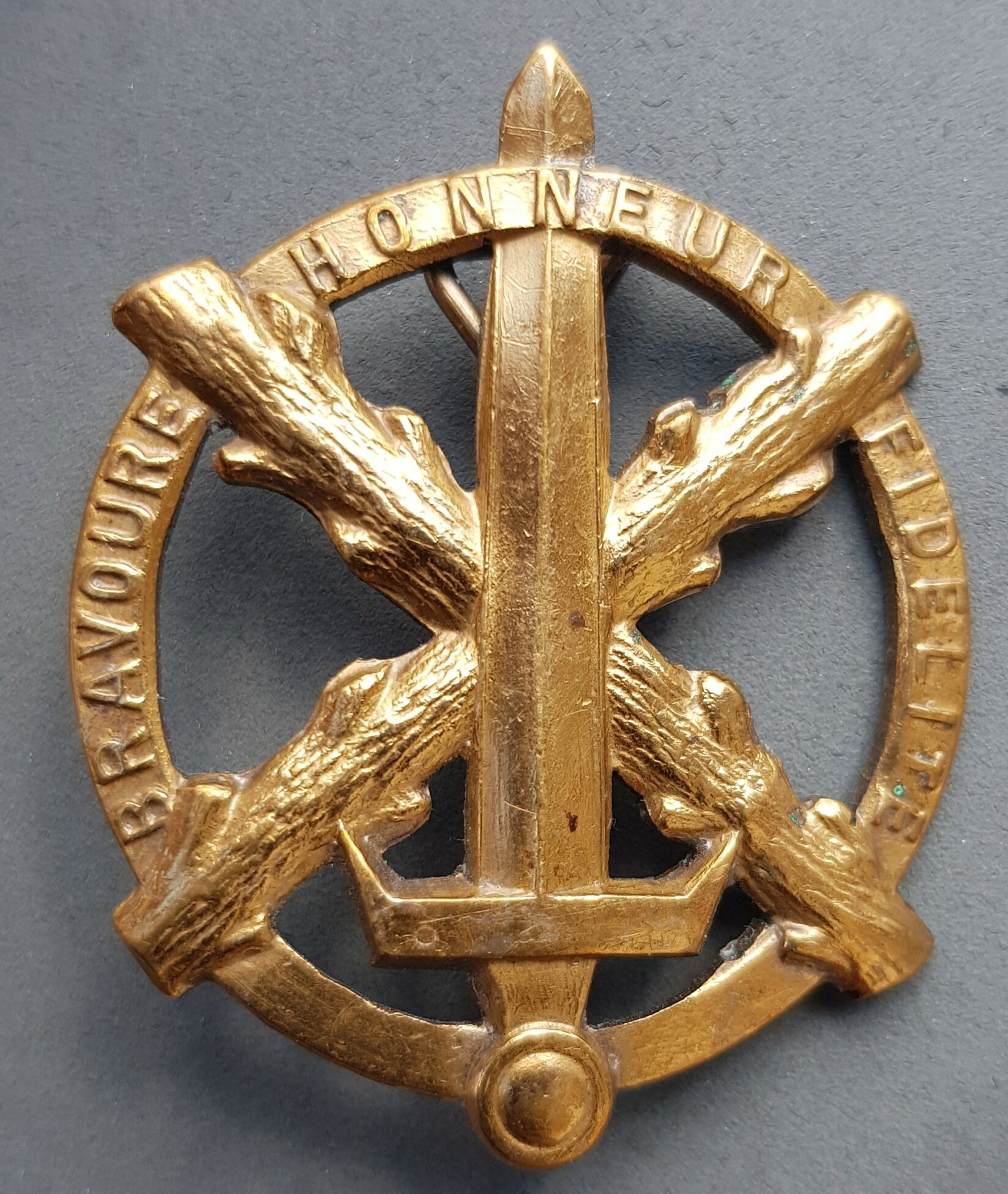 Insigne REX Wallonie 20210513