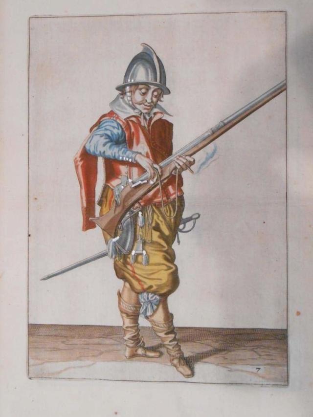 Livre de 1608 sur le maniement des armes. 22519210