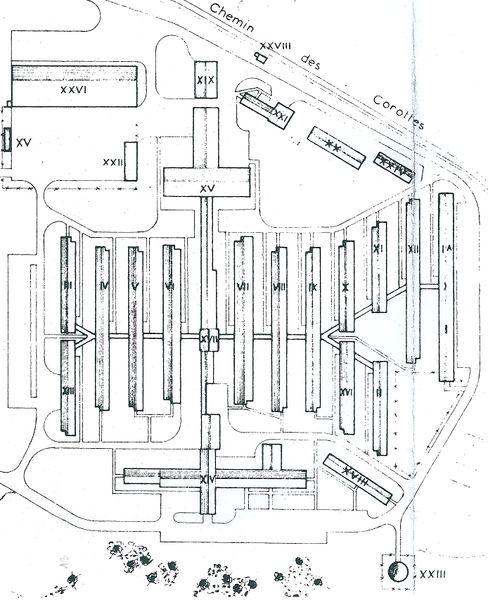 Les hôpitaux militaires américains en Lorraine. 488px-10