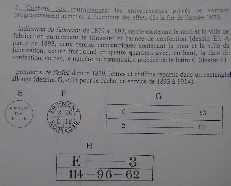 Identification marquage hexagonal sur cuir de ceinturon à plaque mle 1845 Dsc03111