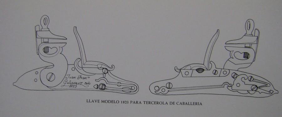 Jamais deux sans trois. Fusil espagnol Dsc03123