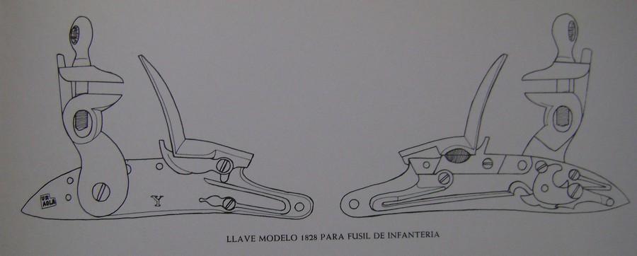 Jamais deux sans trois. Fusil espagnol Dsc03124