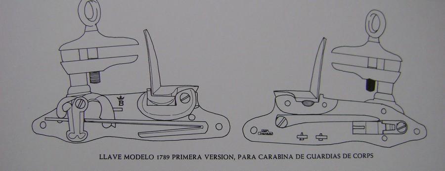 Jamais deux sans trois. Fusil espagnol Dsc03129
