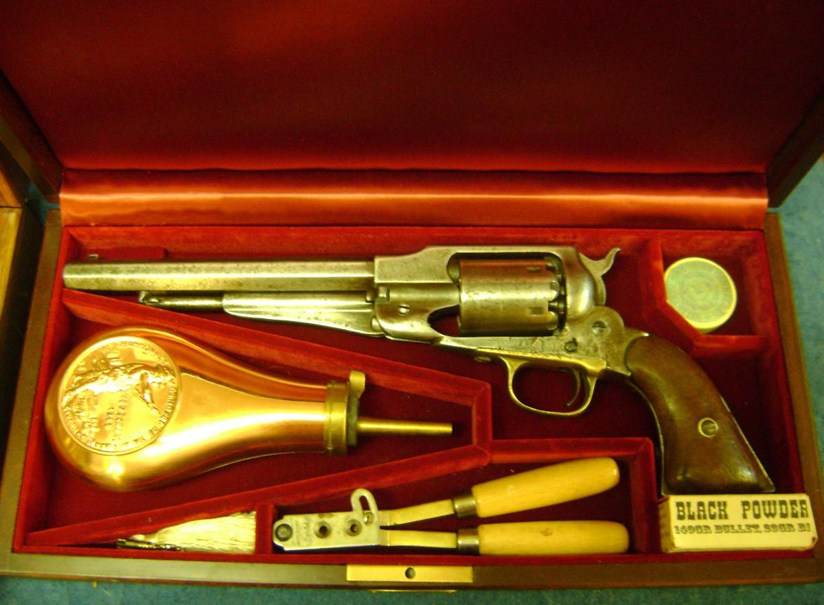 Revolver Remington New Model Army. Dsc03358