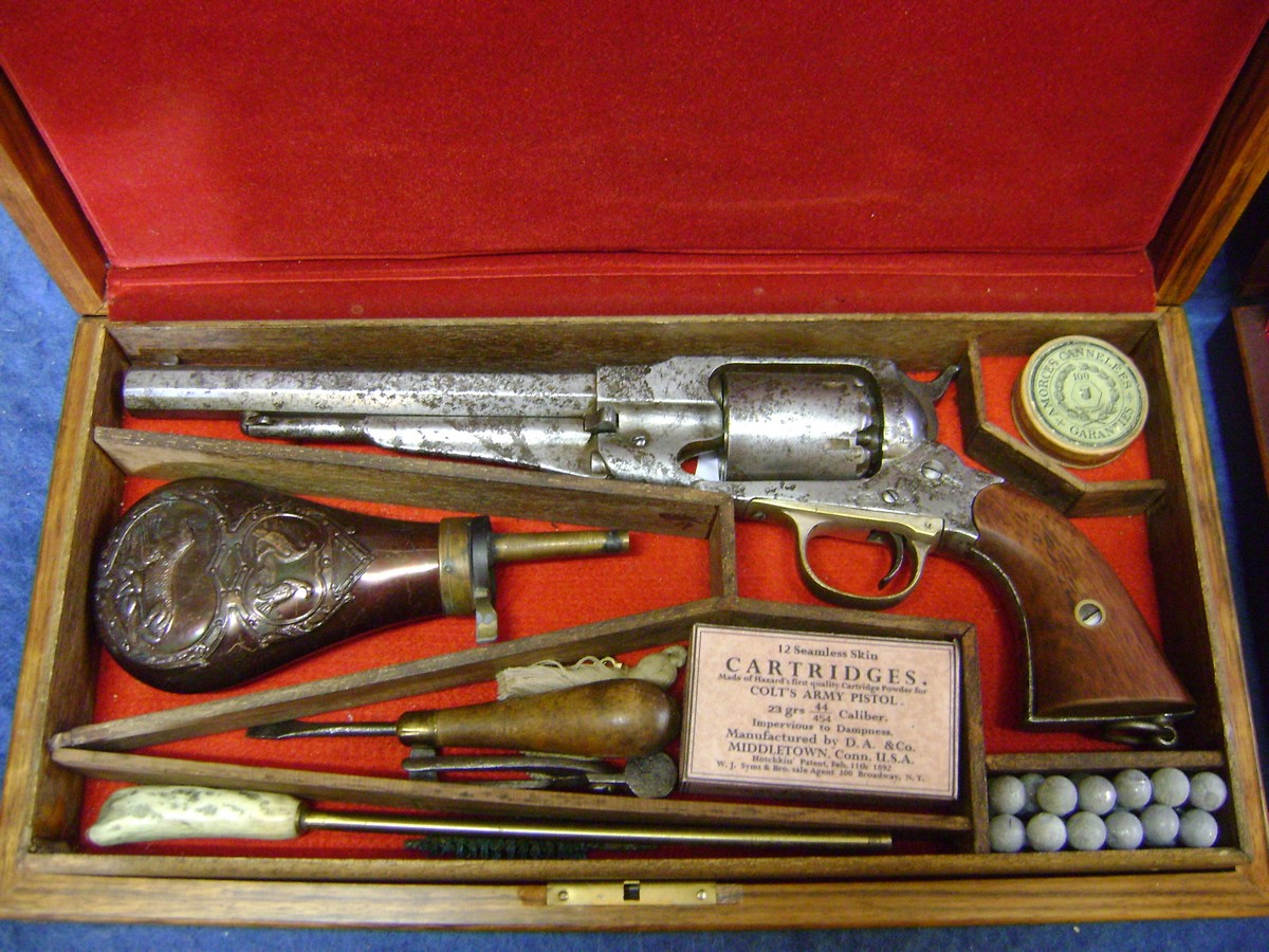Revolver Remington New Model Army. Dsc03359