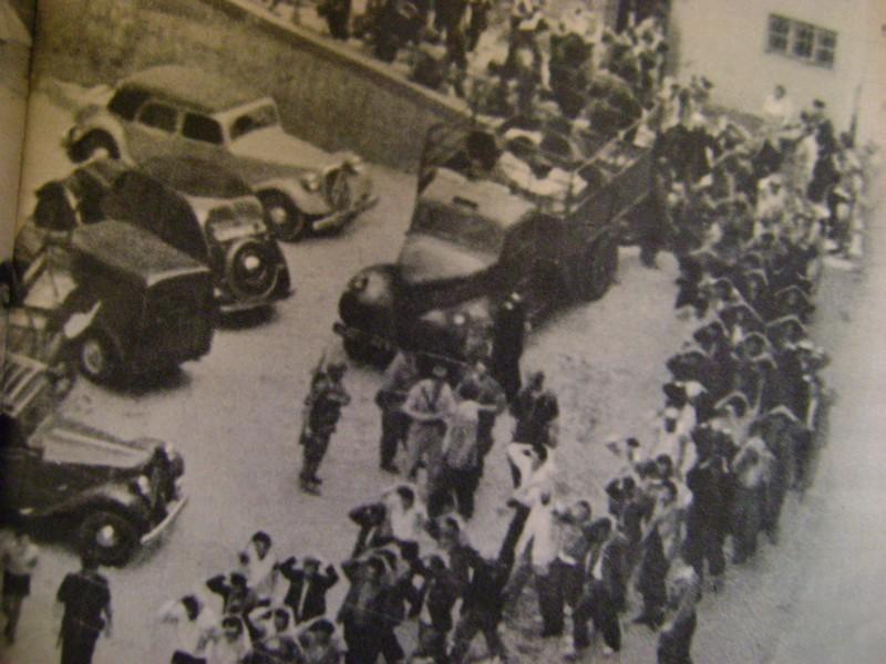26 mai 1956, opération Casbah à Alger. Dsc03616