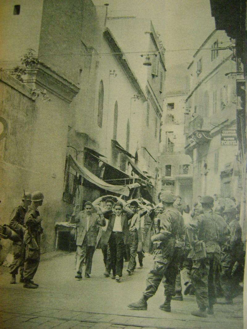 26 mai 1956, opération Casbah à Alger. Dsc03618