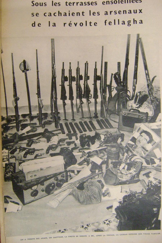 26 mai 1956, opération Casbah à Alger. Dsc03619