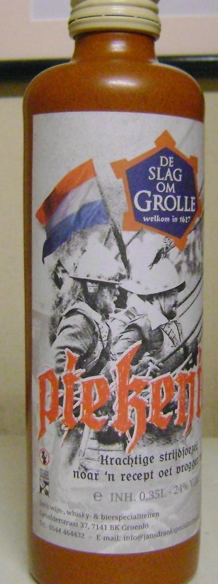 Siège de Groenlo durant la guerre de 30 ans. Dsc03628