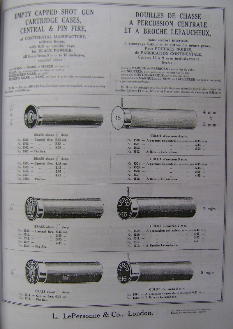 Demande d'identification du millésime et du fabricant d'un fusil de chasse  Dsc04057