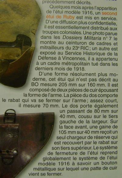 Identification étui pistolet. Dsc04815