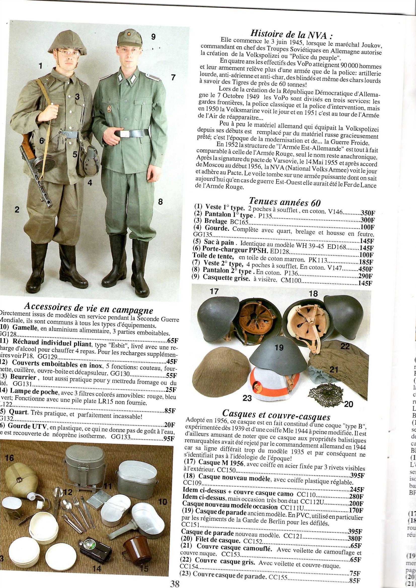 Le catalogue USMC des années 90: tout le matériel de la RDA! Epson011