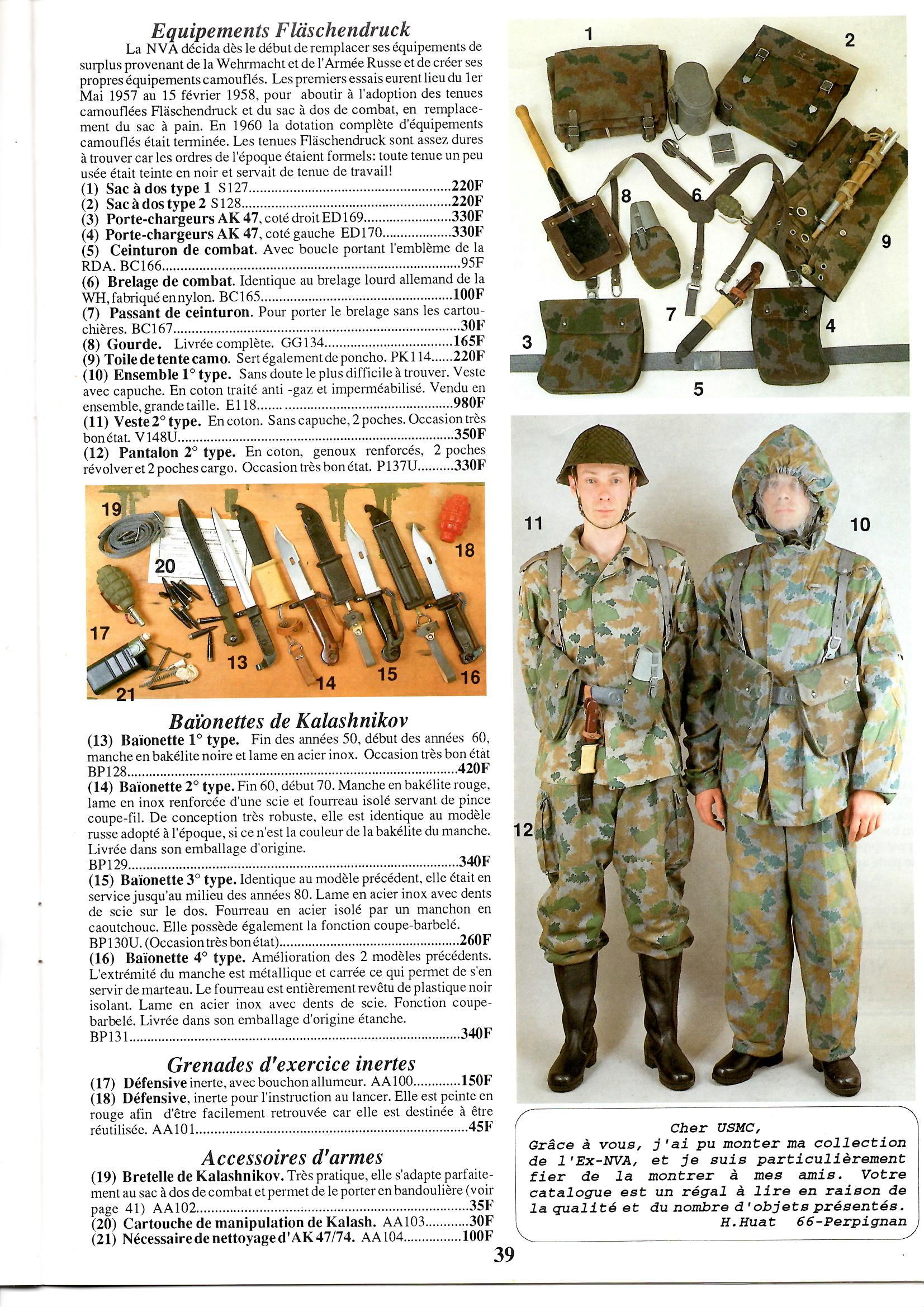 Le catalogue USMC des années 90: tout le matériel de la RDA! Epson012