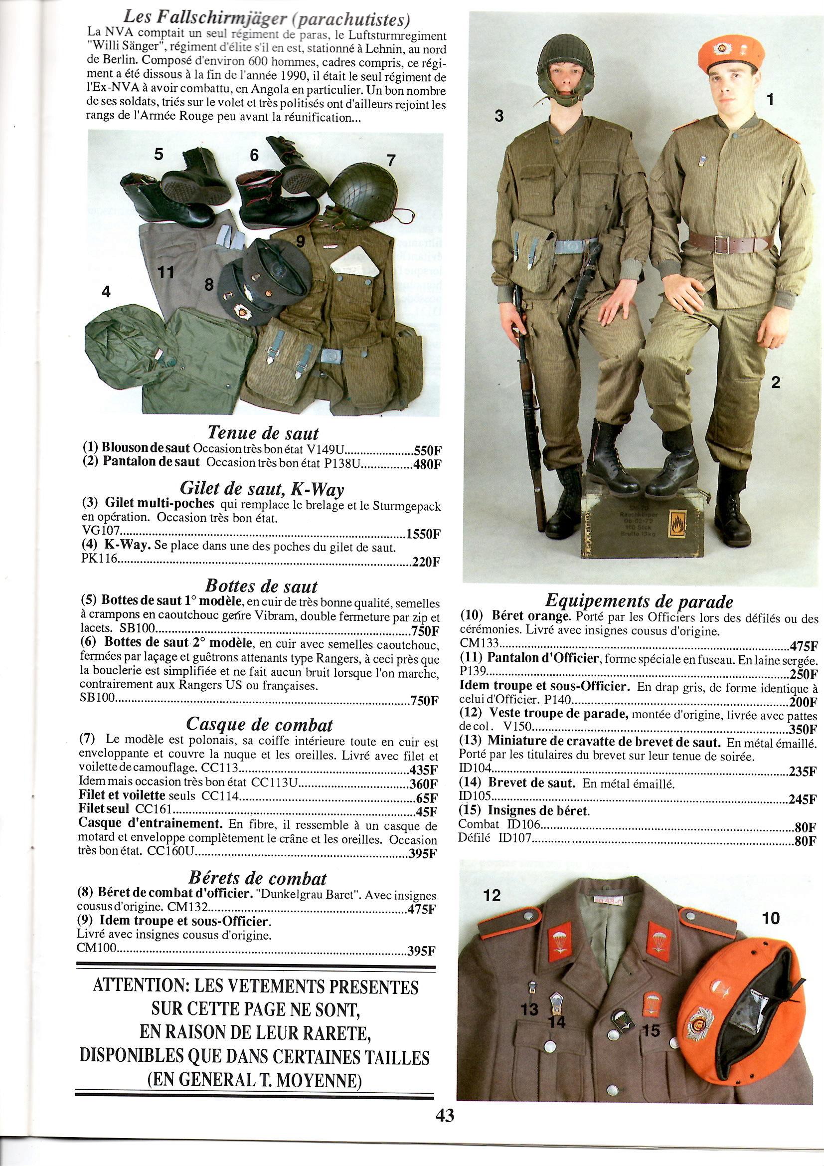 Le catalogue USMC des années 90: tout le matériel de la RDA! Epson015