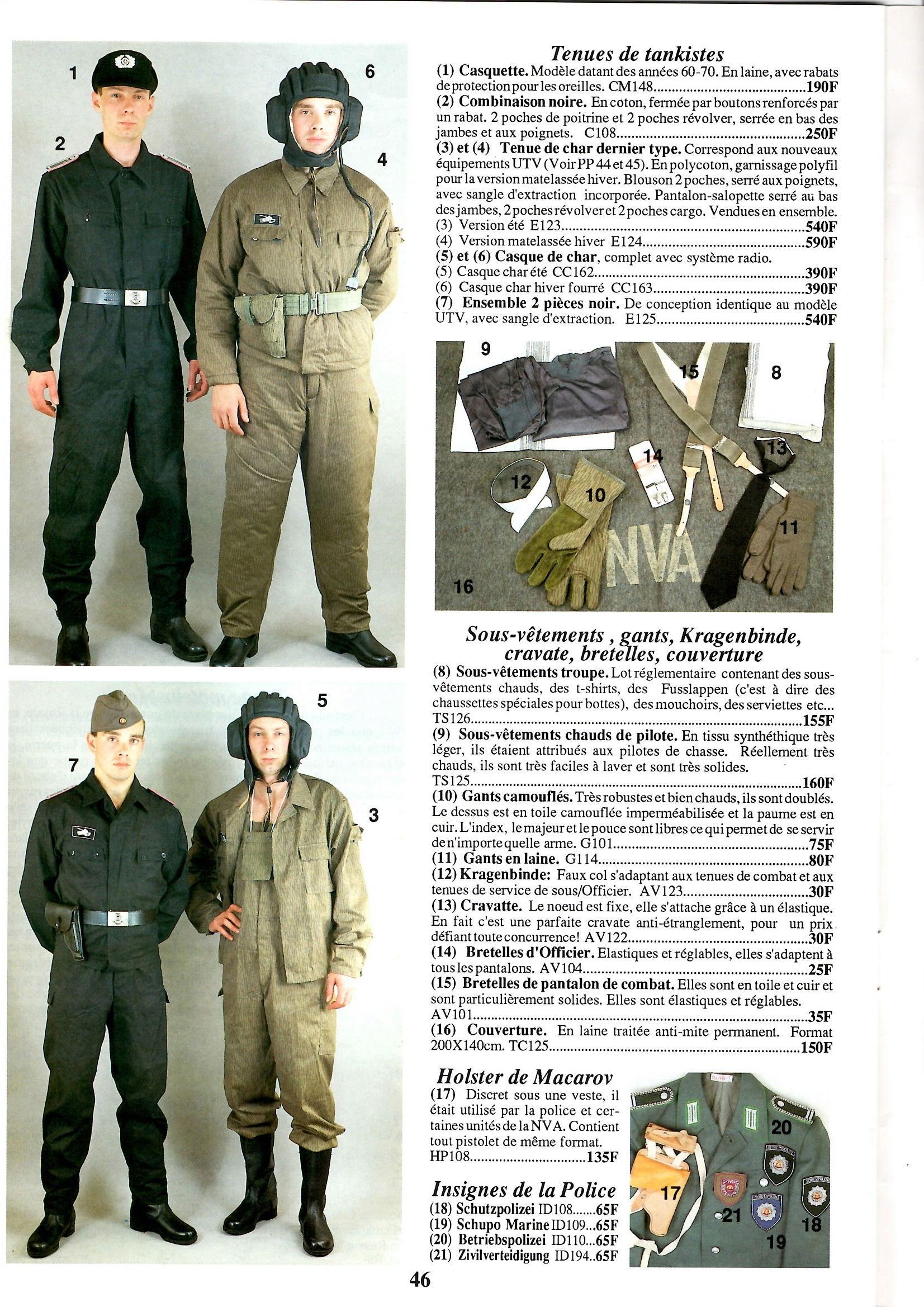 Le catalogue USMC des années 90: tout le matériel de la RDA! Epson016