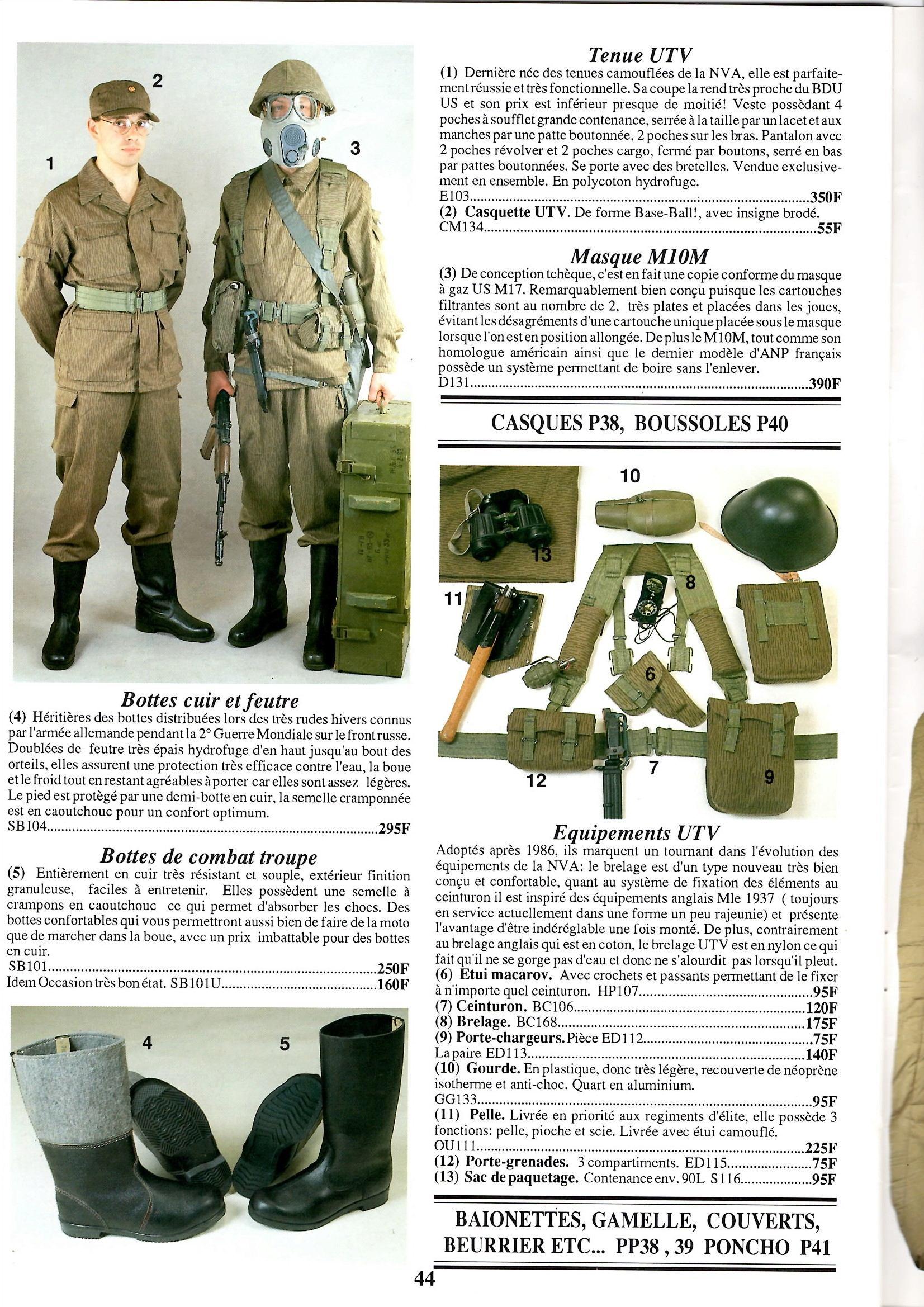 Le catalogue USMC des années 90: tout le matériel de la RDA! Epson017