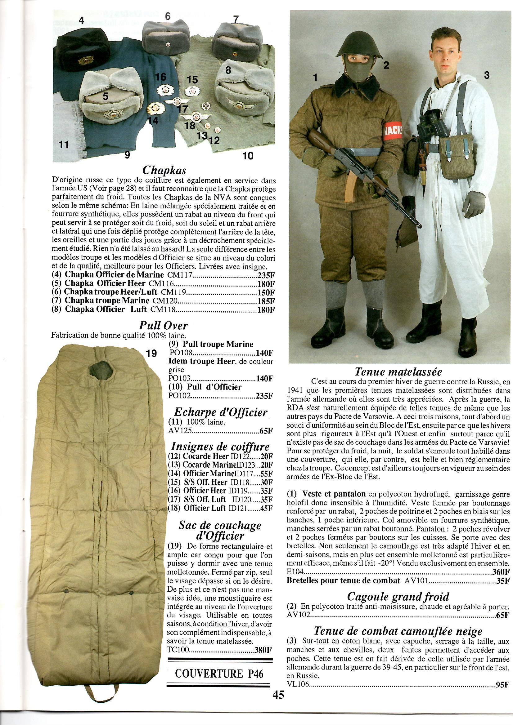 Le catalogue USMC des années 90: tout le matériel de la RDA! Epson018