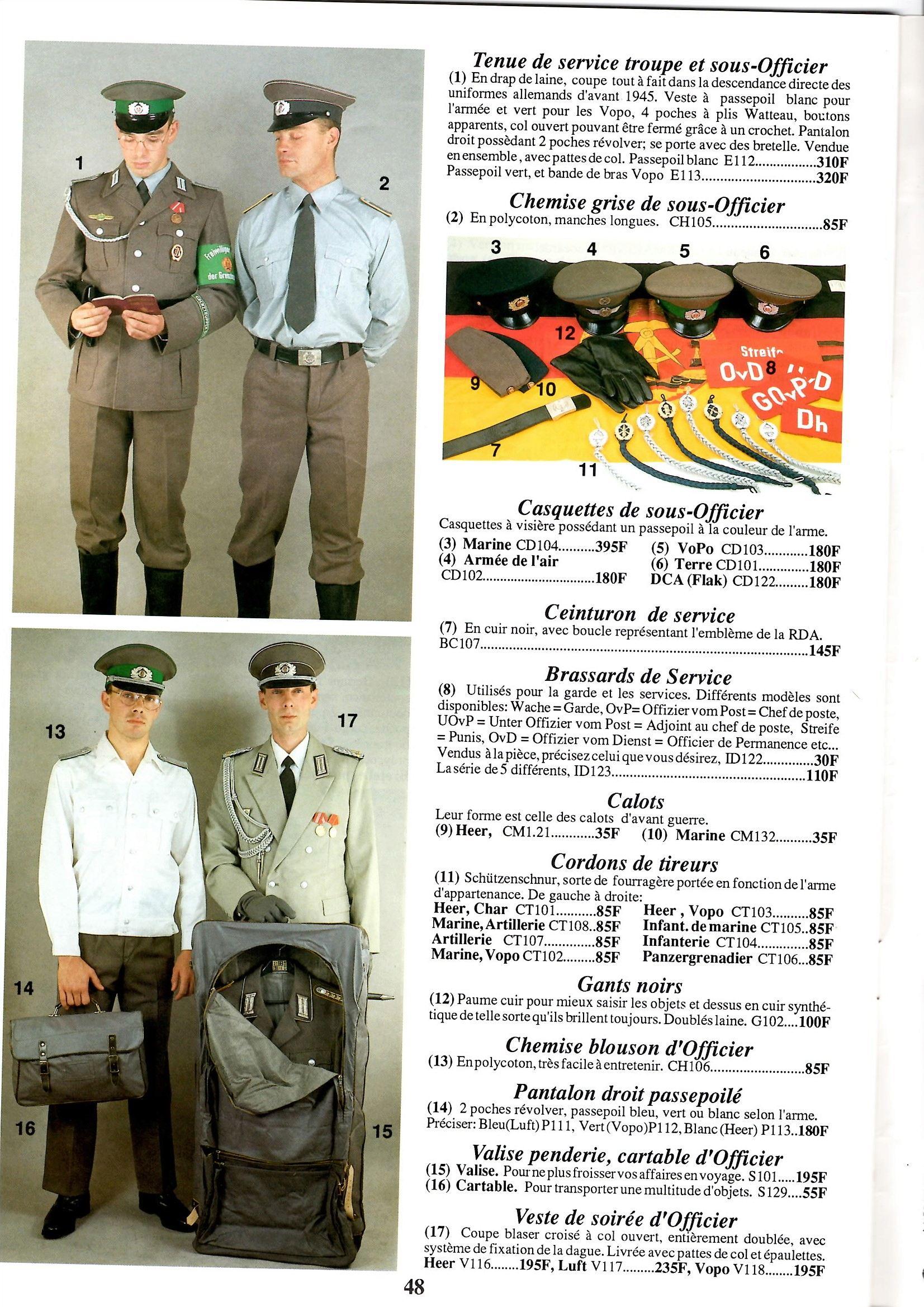 Le catalogue USMC des années 90: tout le matériel de la RDA! Epson019
