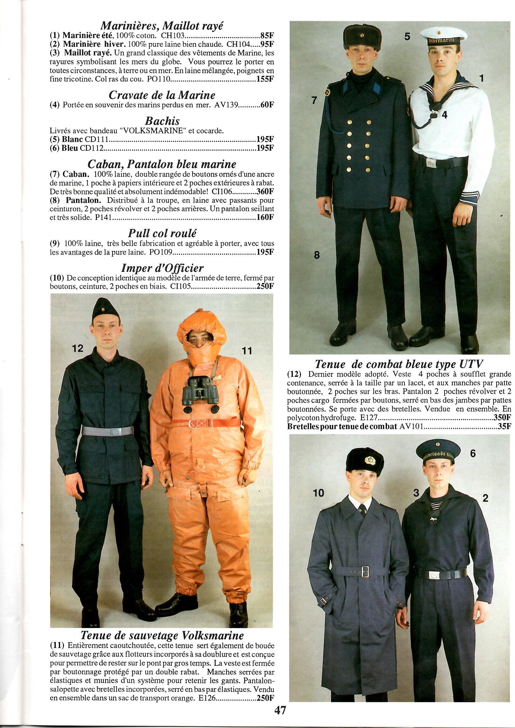 Le catalogue USMC des années 90: tout le matériel de la RDA! Epson020