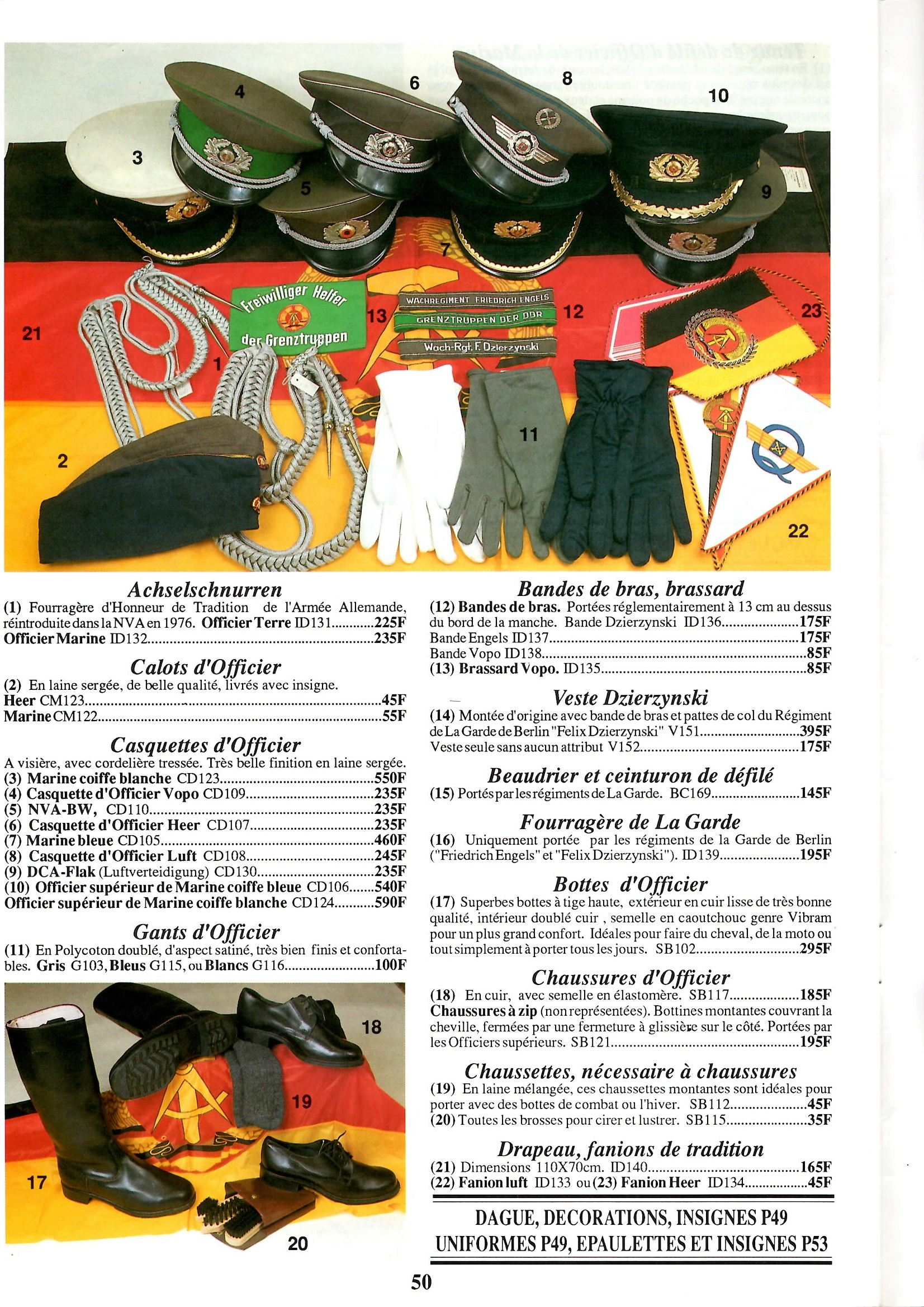 Le catalogue USMC des années 90: tout le matériel de la RDA! Epson024