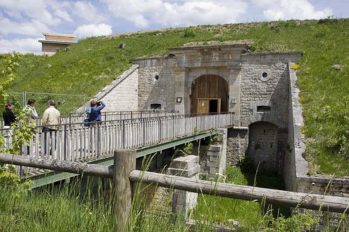 Le fort Saint Antoine vers Pontarlier. Fort_s11