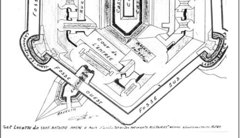 Le fort Saint Antoine vers Pontarlier. Fort_s12